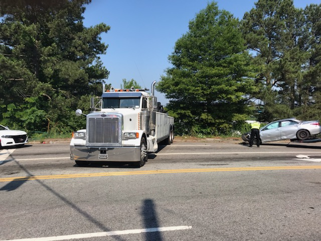 Tarheel Towing Heavy Recovery